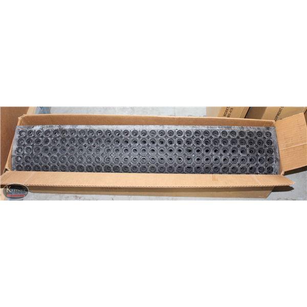 HD NON-SLIP RUBBER FLOOR MAT 5' X 3'