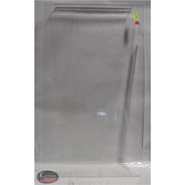 PLEXI GLASS 6 MIL SECURITY COVER
