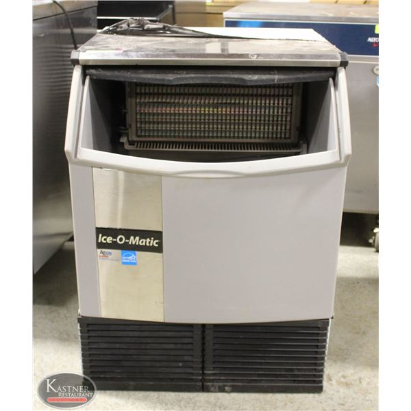 ICE-O-MATIC UNDERCOUNTER COMMERCIAL ICE MAKER