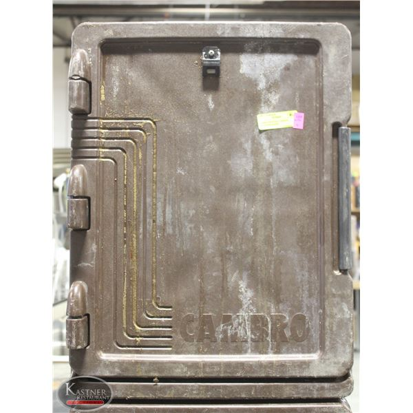 CAMBRO INSULATED FOOD PAN CARRIER