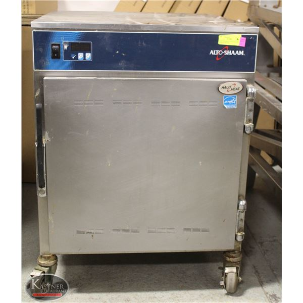 ALTO SHAAM HOT FOOD HOLDING CABINET M#750-S