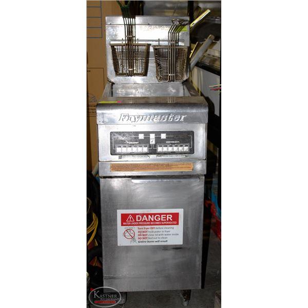 FRYMASTER COMMERCIAL DEEP FRYER – NAT. GAS 110V