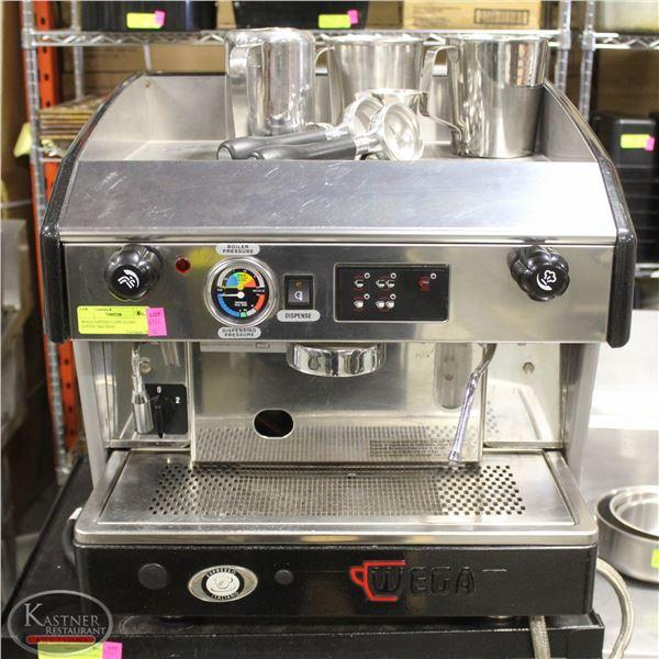 WEGA ESPRESSO CAPPUCCINO COFFEE MACHINE