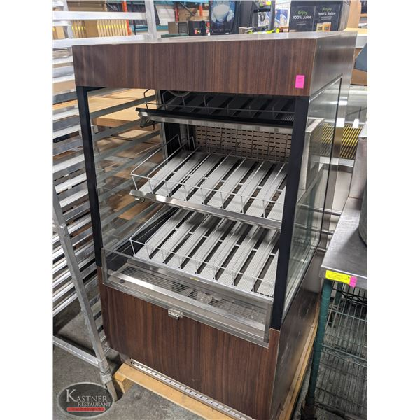 QBD REFRIGERATED GRAB & GO DISPLAY COOLER