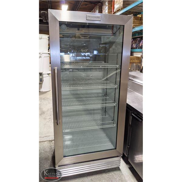 FRIGIDAIRE COMMERCIAL GLASS DOOR COOLER