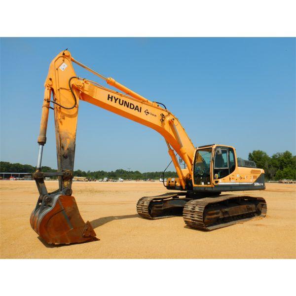 2012 HYUNDAI 320LC-9 Excavator