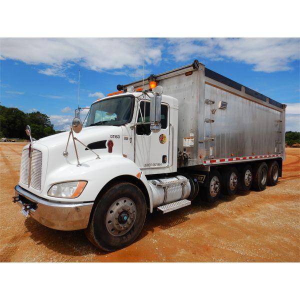 2016 KENWORTH T370 Dump Truck