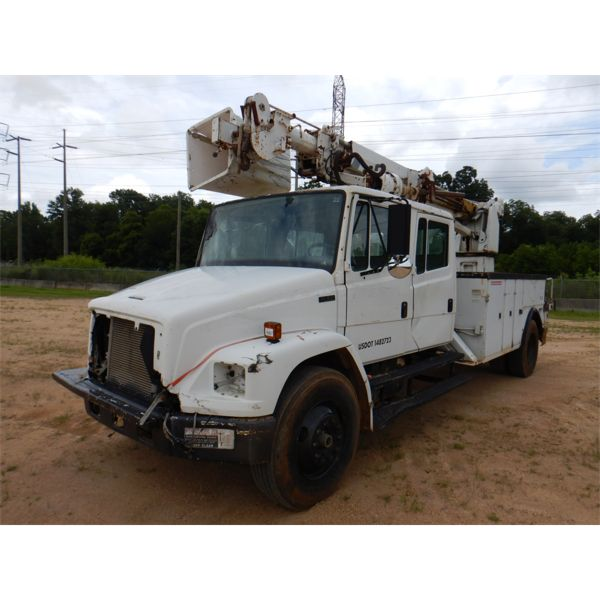 1993 FREIGHTLINER FL80 AUGER Bucket Truck