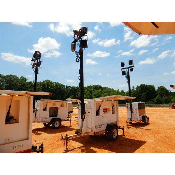 2011 PROGRESS SOLAR SOLUTIONS SLT600 Light Tower