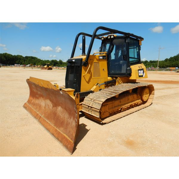 2015 CAT D6K2 LGP Dozer / Crawler Tractor