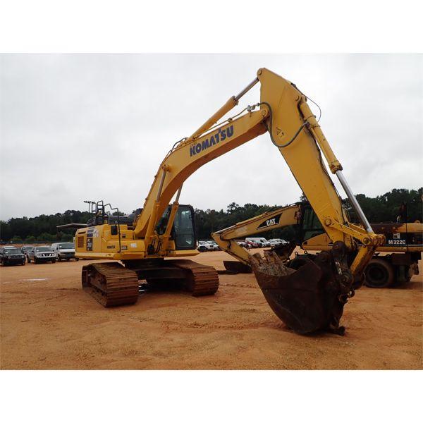 2018 KOMATSU PC360LC-11 Excavator
