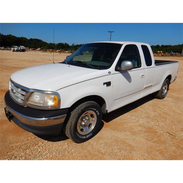 1999 FORD F150 XLT Pickup Truck