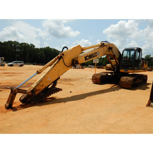 2007 KOBELCO SK210LC Excavator