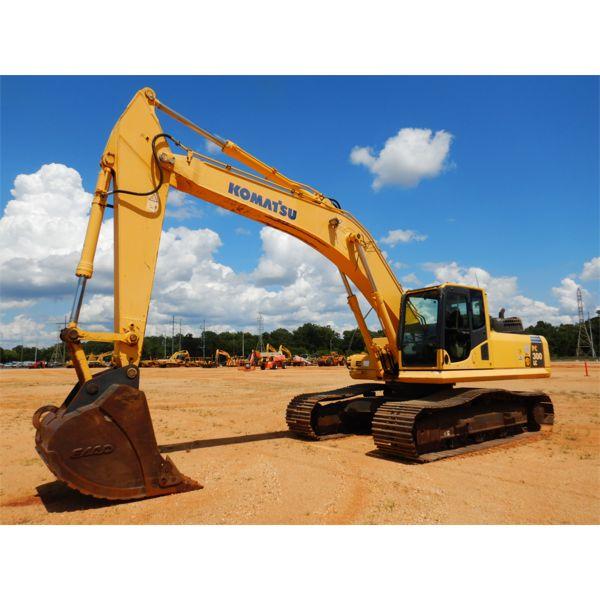 2008 KOMATSU PC300LC-8 Excavator
