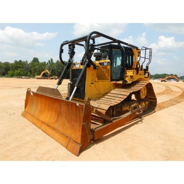 2014 CAT D6T LGP Dozer / Crawler Tractor