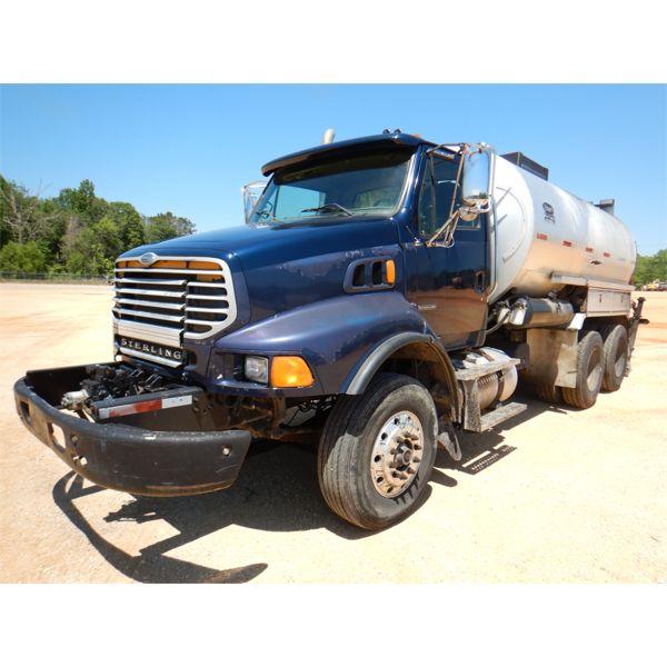 2008 STERLING  Asphalt Distributor Truck