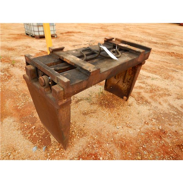 HYD CLAMP, FITS FORKLIFT, (B-6)