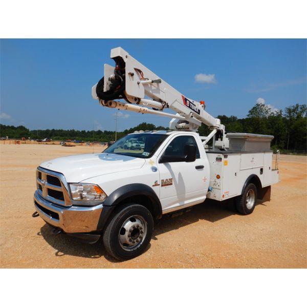 2013 RAM 5500 HEAVY DUTY Bucket Truck