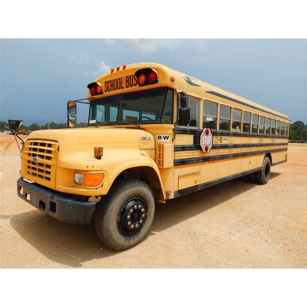 1996 FORD BLUE BIRD Bus