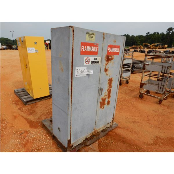 FLAMMABLE STORAGE CABINET (B9)