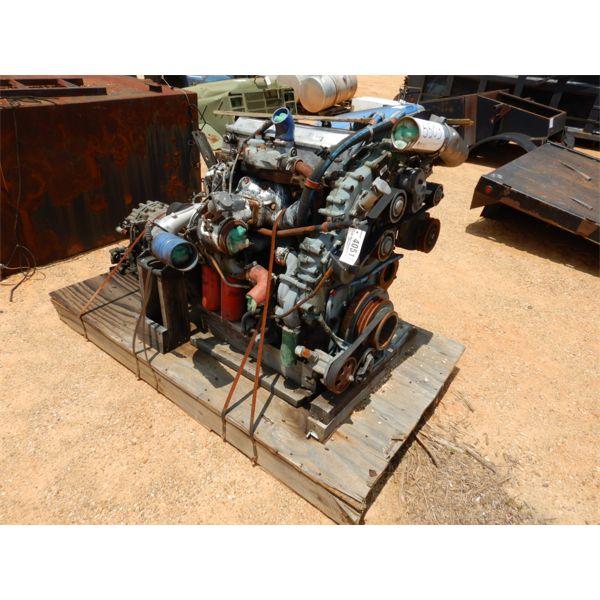 DETRIOT ENGINE W/ ALLISON TRANSMISSION