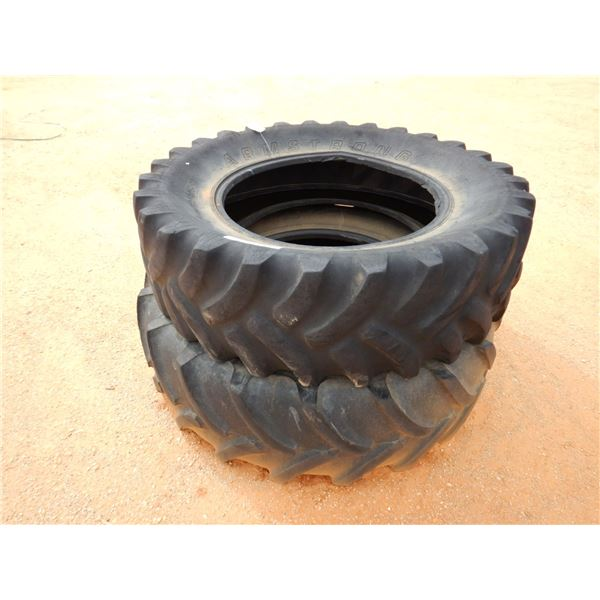 ARMSTRONG 18.4X34 TIRES