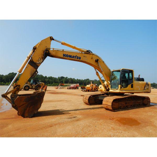 2011 KOMATSU PC350LC-8 Excavator