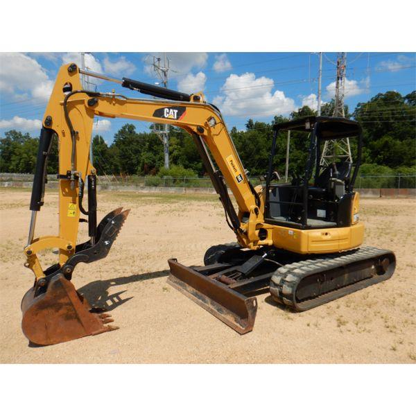 2016 CAT 305E2 CR Excavator - Mini