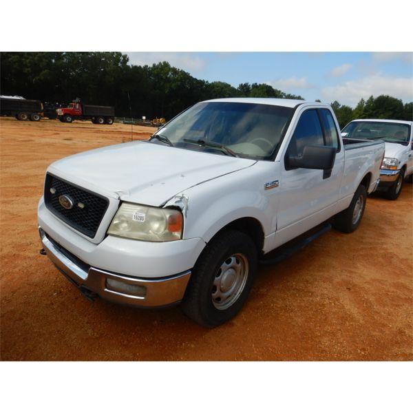 2004 FORD F150 XLT Pickup Truck