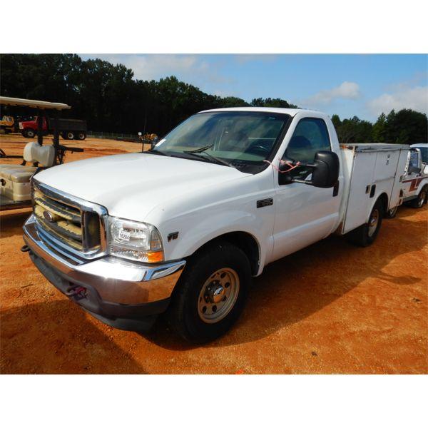 2003 FORD F250 XL Service / Mechanic Truck