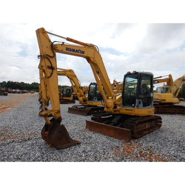 2006 KOMATSU PC78MR-6 Excavator