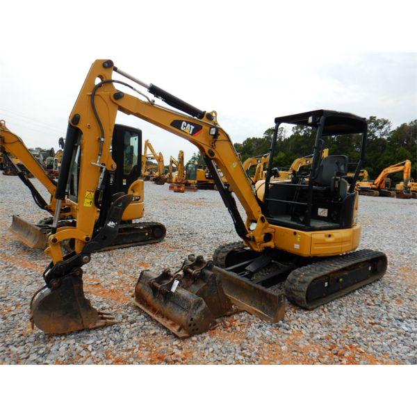 2017 CAT 303.5E2 CR Excavator - Mini