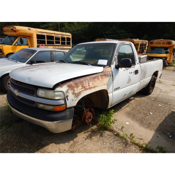 1999 CHEVROLET 1500 Pickup Truck