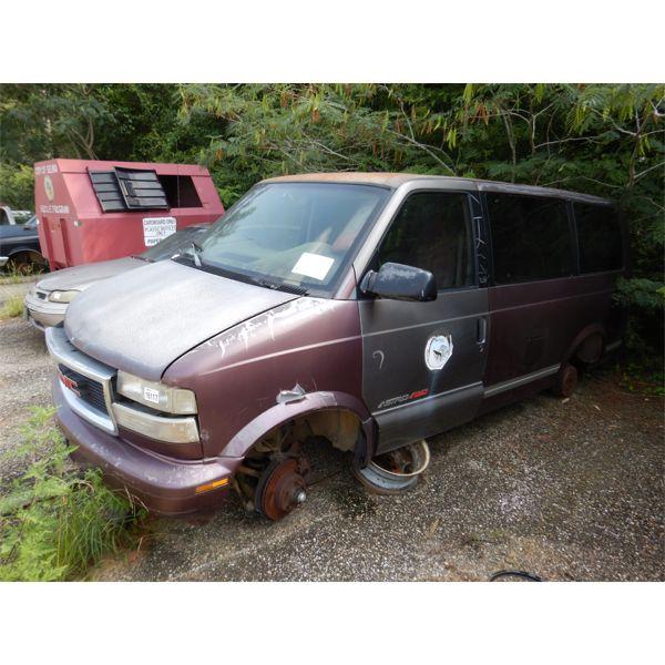 GMC ASTRO AWD Passenger Van