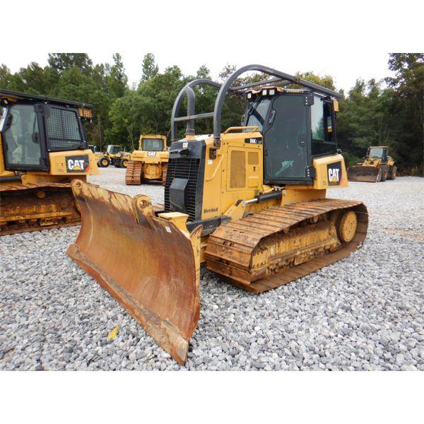2017 CAT D6K2 LGP Dozer / Crawler Tractor