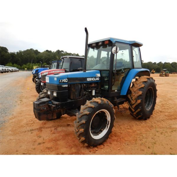 1998 FORD / NEW HOLLAND 7740 Farm Tractor