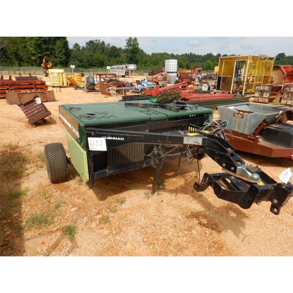 CUSHMAN GA60 Landscape Equipment