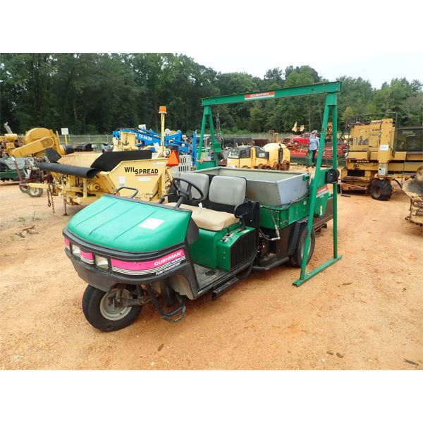 TEXTRON CUSHMAN 898650 TRUCKSTER Landscape Equipment
