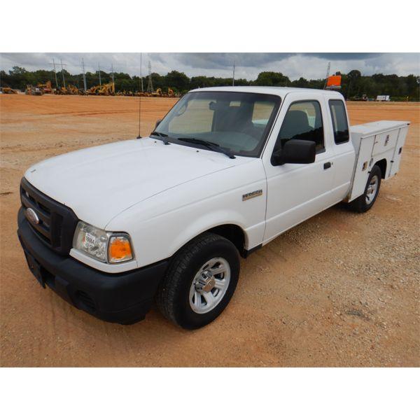2009 FORD RANGER Service / Mechanic Truck