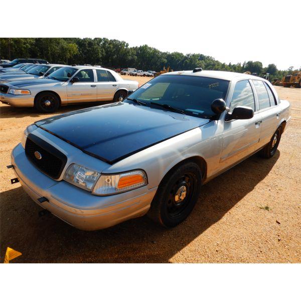 2008 FORD CROWN VICTORIA Automobile