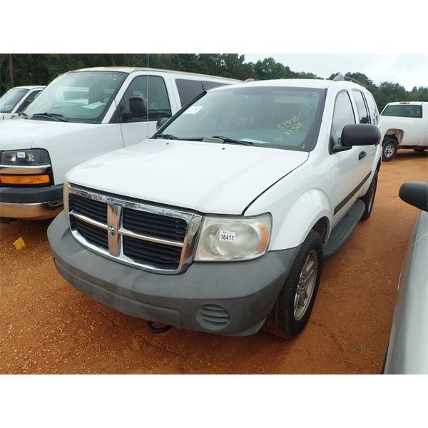 2008 DODGE DURANGO SUV