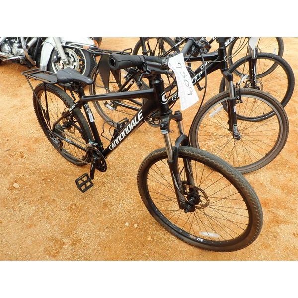 2011 CANNONDALE EM 14766 MOUNTAIN BICYCLE