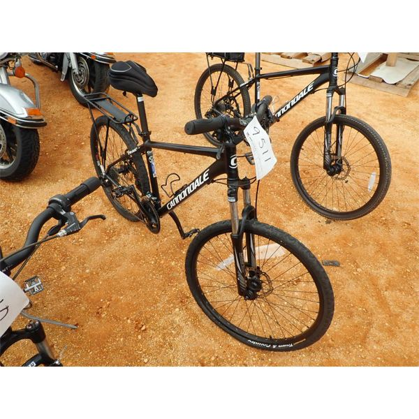 2011 CANNONDALE EM14766 MOUNTAIN BICYCLE