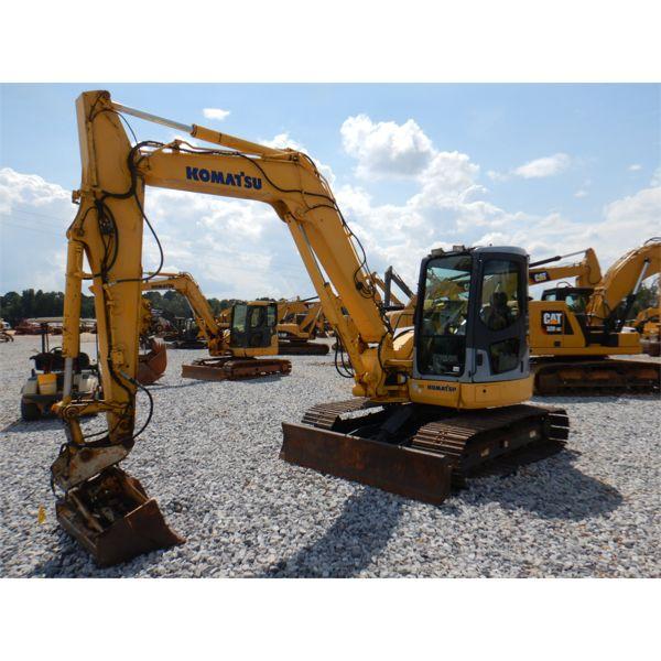 2008 KOMATSU PC78MR-6 Excavator