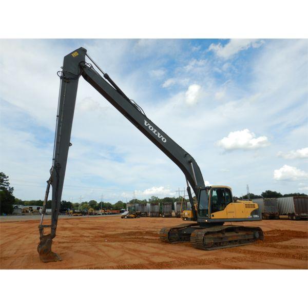 2008 VOLVO EC290CLR LONG REACH Excavator