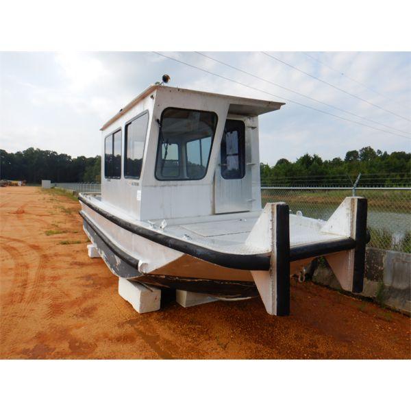 2010 SB BOATS ADMIRAL A-2485 CREW Boat