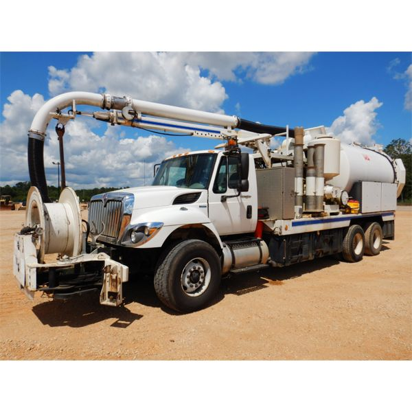 2011 INTERNATIONAL 7500 WORKSTAR Vacuum Truck