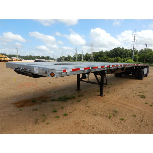 2007 REITNOUER  Flatbed Trailer