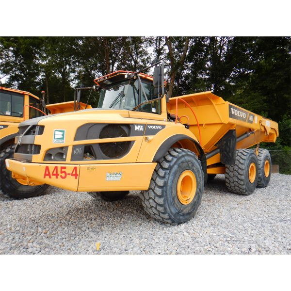 2017 VOLVO A45G Articulated Truck
