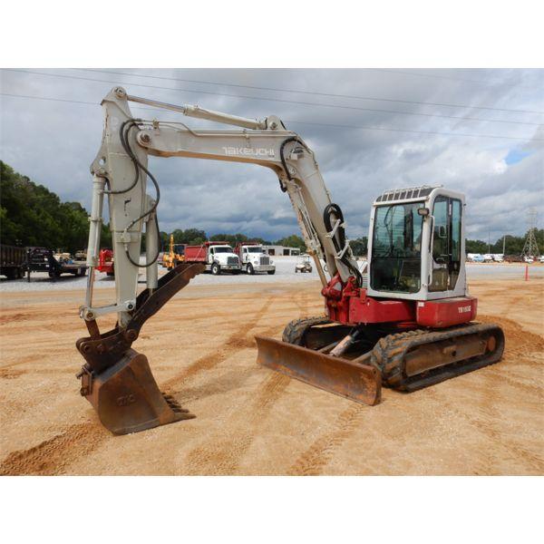 2006 TAKEUCHI TB180FR Excavator